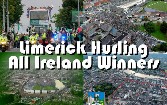 Limerick Hurling Team All Ireland Champions 2018 Homecoming