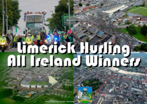 The Homecoming - All Ireland Senior Hurling Champions 2018 [DRONE FOOTAGE MIX]