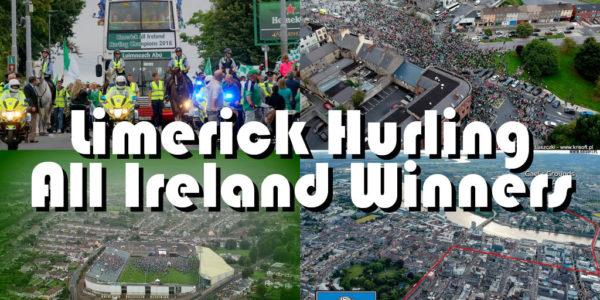 Limerick Hurling Team All Ireland Champions 2018 Homecoming