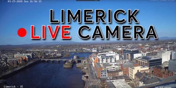 LIMERICK LIVE HD CAMERA