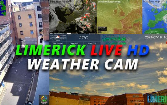 LIMERICK LIVE HD WEATHER CAMERA
