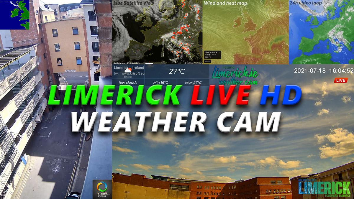 LIMERICK LIVE HD WEATHER CAM